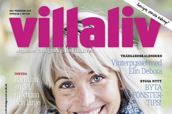 Villaliv Cover nr 1, 2016