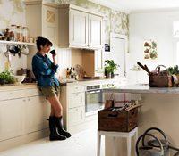 Välja kök - exempel 6