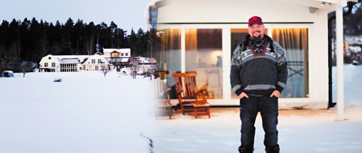 Anders Bagge hus