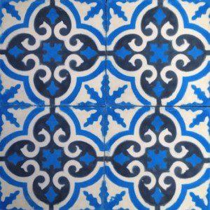 Apotekarns Trädgård apotekarns.com Marockanskt kakel