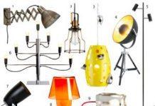 belysning och lampor