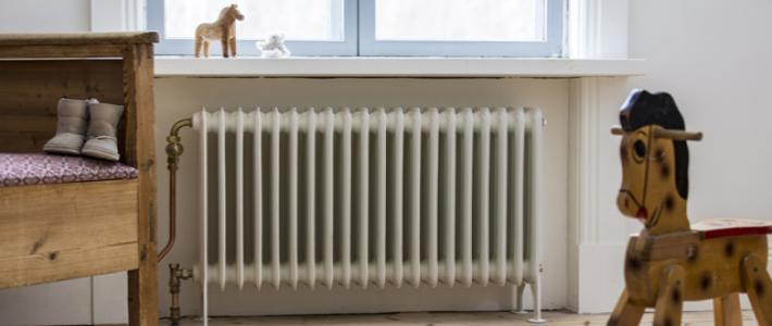 Uppvärmning villa - energiguide