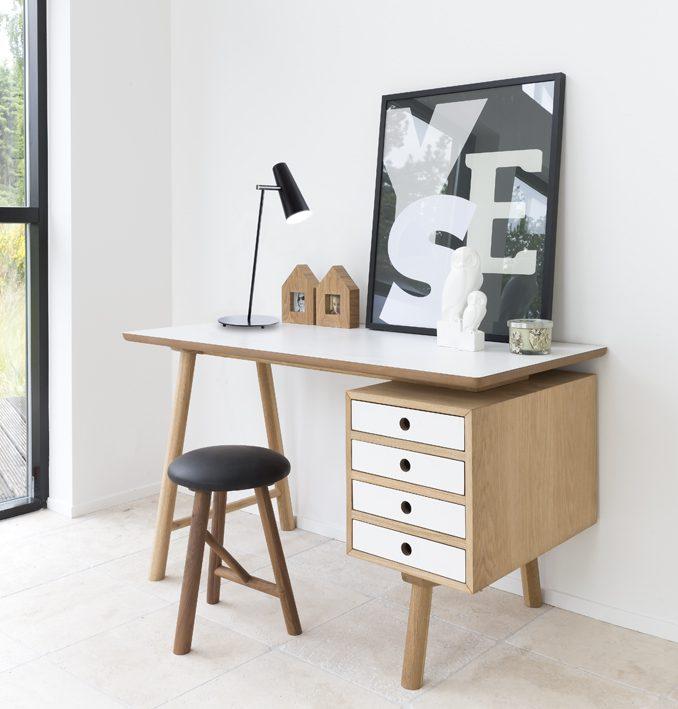 Renovera Koksbord : Fraoon koooksbord till hemmakontor  skrivbord Ilva