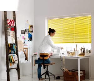 Inred med fönster! Nya persienner kan förändra ett helt rum