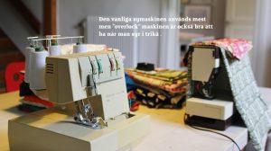 Inspiration arbetsrum - symaskiner