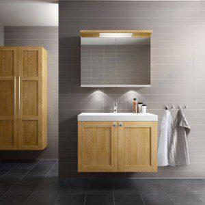 Ljusa idéer för badrummet bild 4