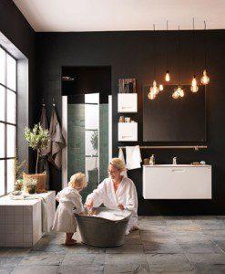 Ljusa idéer för badrummet bild 5