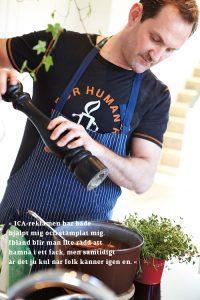 Robin Stegmar kryddar med lantlig charm 1