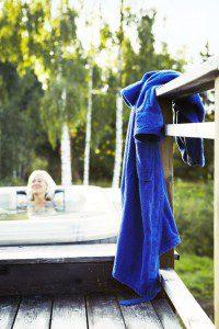 Spabad med utsikt! 5