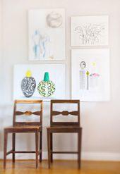 Torsten Janssons idylliska hem tavlor konst