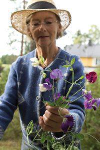 """Trädgård inspiration - Kvinna odlar i """"lilla Madeira"""""""