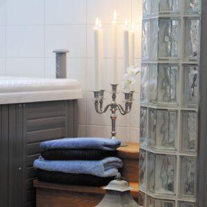 Badrum en del av spa hemma