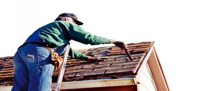 lägga om taket