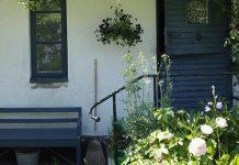 mormorsträdgården