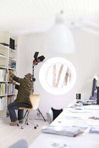 Gert Wingårdhs arkitektkontor hemma