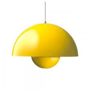 gul lampa
