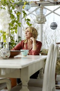 Anne Lundberg drömmer sig bort