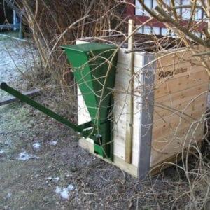 Glashusen Underifrånmatad kompost EMBLA Kitchen