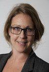 Karin Stenmar, miljöchef på Folksam har koll på den bästa utomhusfärgen