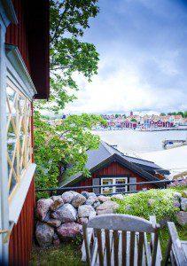 Micke Leijnegard utsikt från stugan