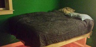 Svävande säng