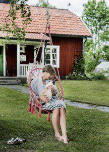 Kajsa Ingemarsson gunga