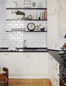 Planera kök och spara energi