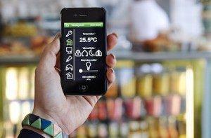 Smart teknik app internet of things