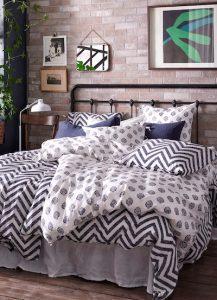 Sovrum personlig säng