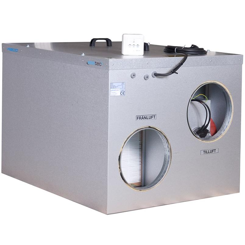 Acetec Ventilationsaggregat A200S
