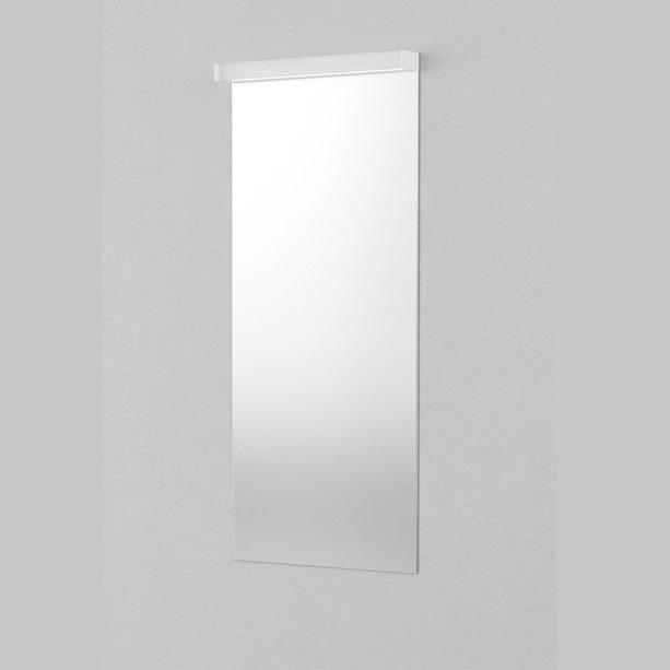 Rund Spegel Med Led Belysning Avlon Led Spegel Med
