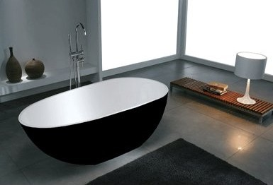 Bathlife Monte S06 Svart