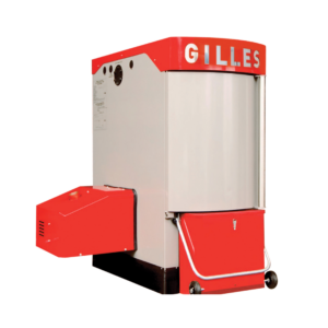 Baxi Gilles pellets