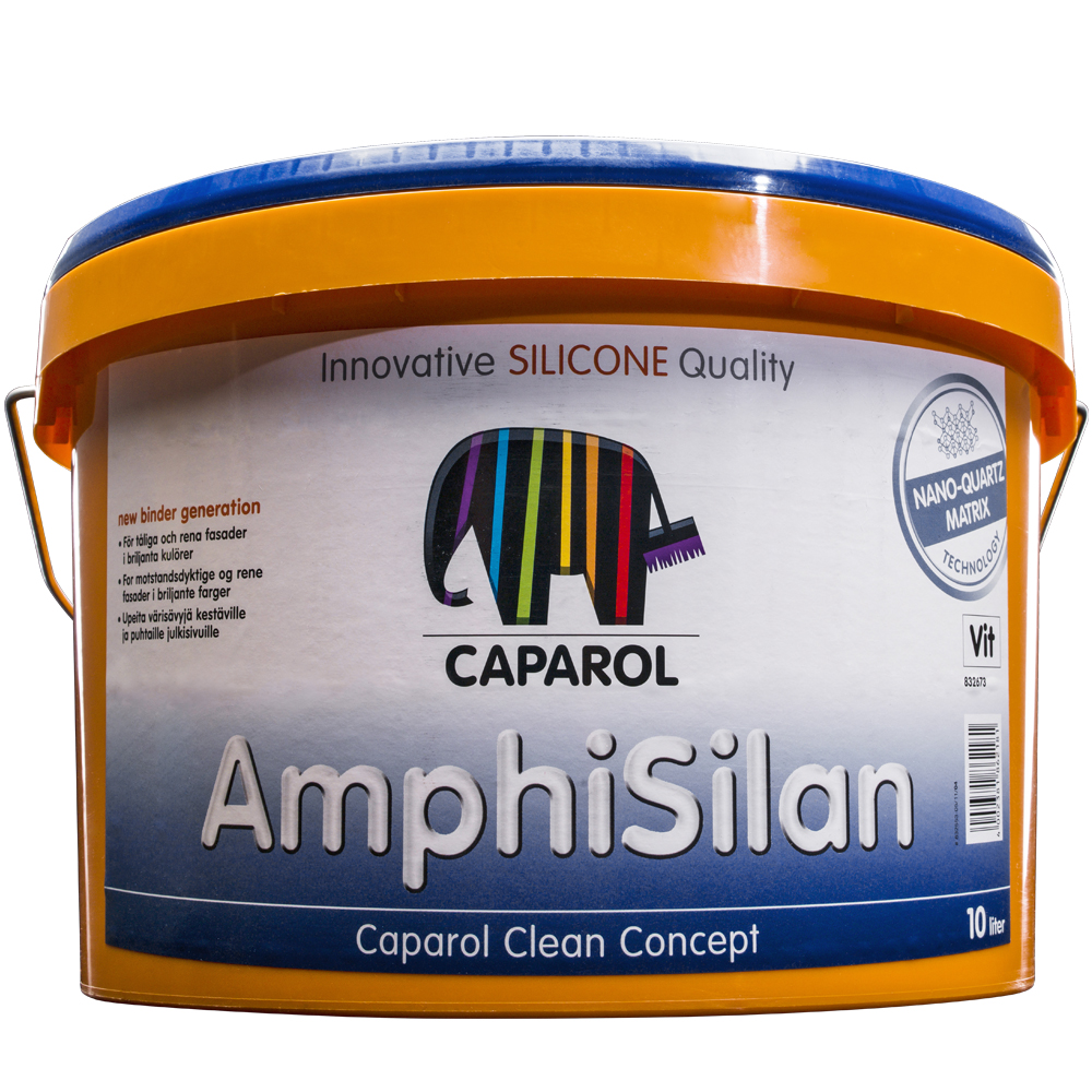 caparol amphisilan nqg fasadf rg produktguiden. Black Bedroom Furniture Sets. Home Design Ideas