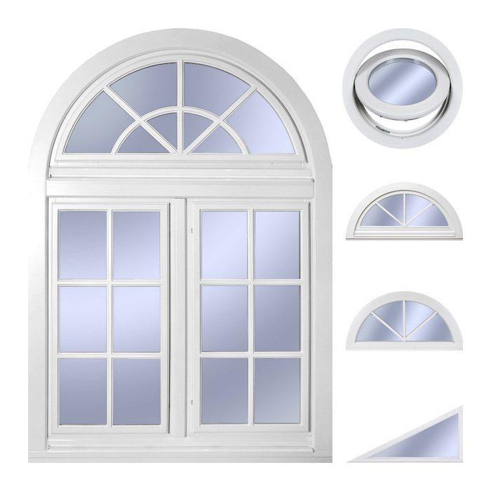 Ekstrands Fönster i fria former