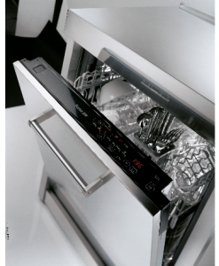Foster S4000 Helintegrerad diskmaskin