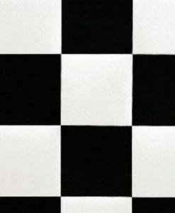 Gerflor Gerbad 0015 Damier Black & White
