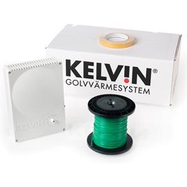 Golvvärmebutiken Kelvin Golvvärmesystem XK160