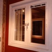 Kronfönster 2-Luft Fönster