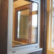 Kronfönster Aluminium Fönster