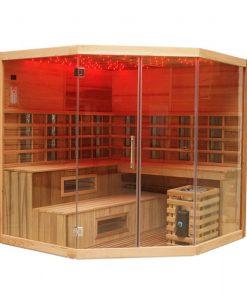 Luxway Multibastu Corner för 5-6 personer