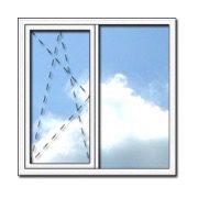 Menta Fönster Öppningsbar/fast inåtgående fönsterdörr i pvc typ 43