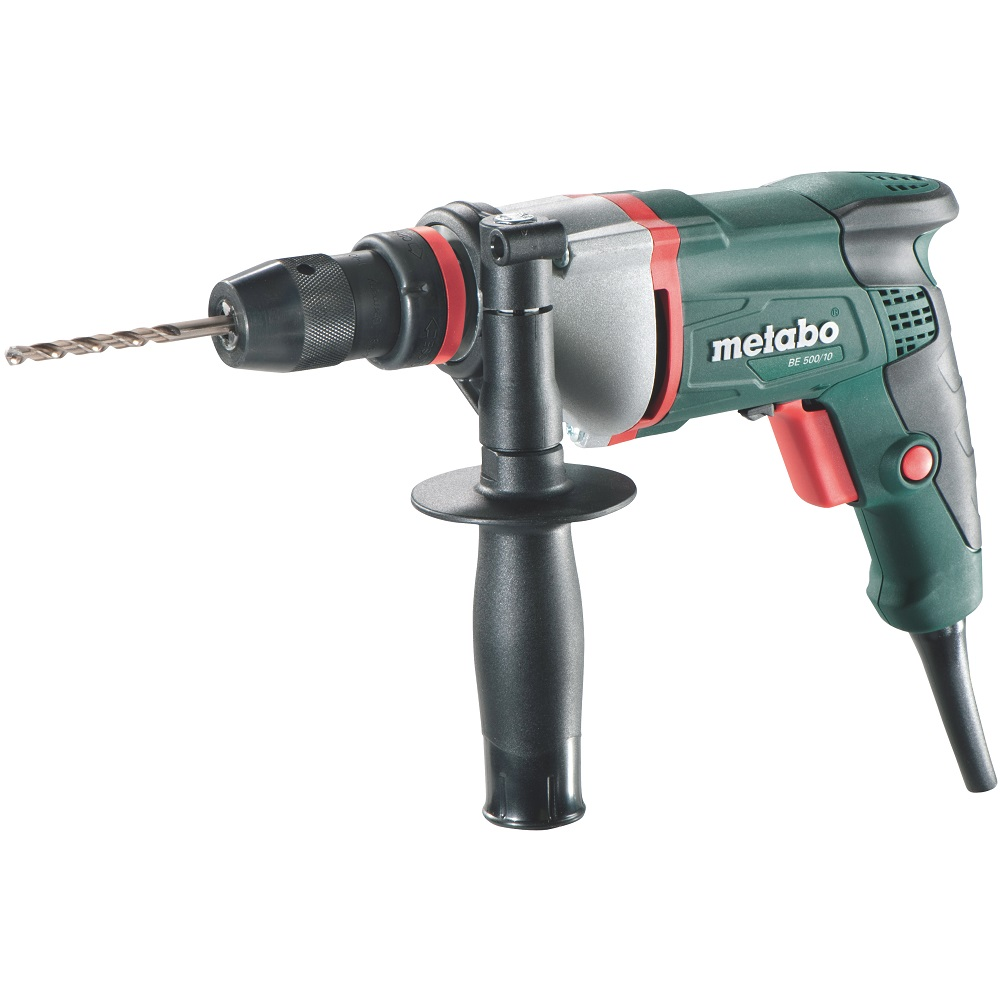 Metabo Elektronisk Borrmaskin BE 500/10