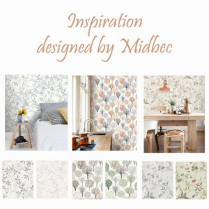Midbec tapeter Inspiration