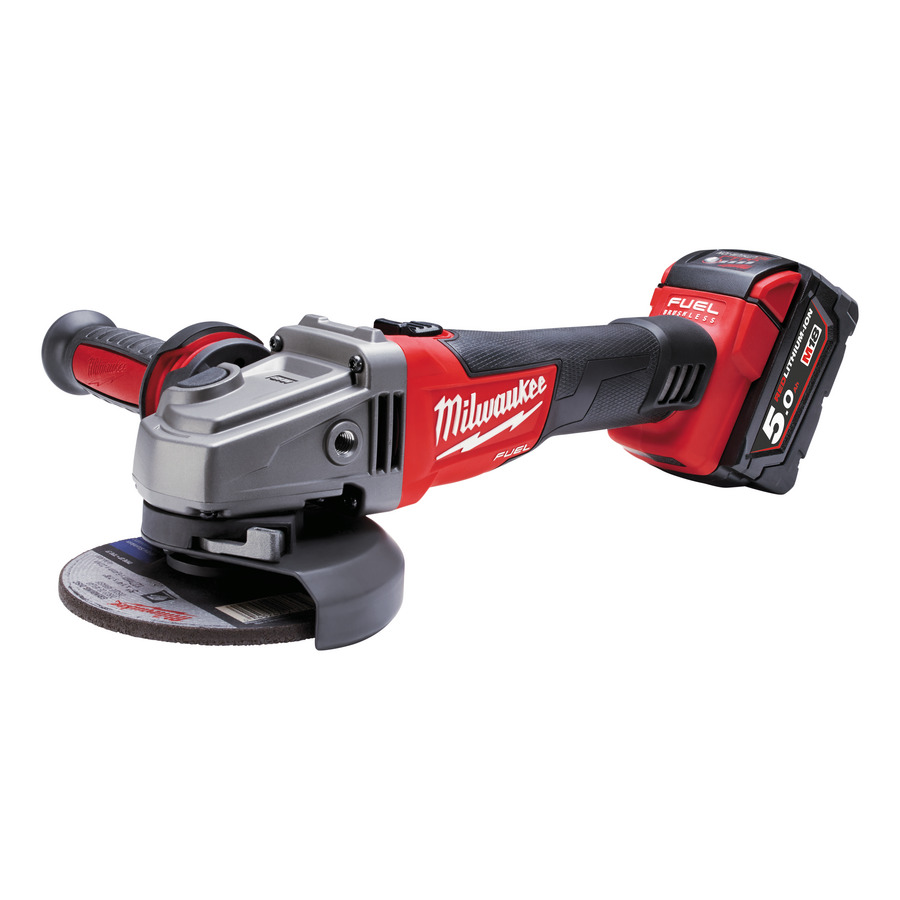 Milwaukee M18 FUEL Vinkelslip 115 mm M18 CAG115X