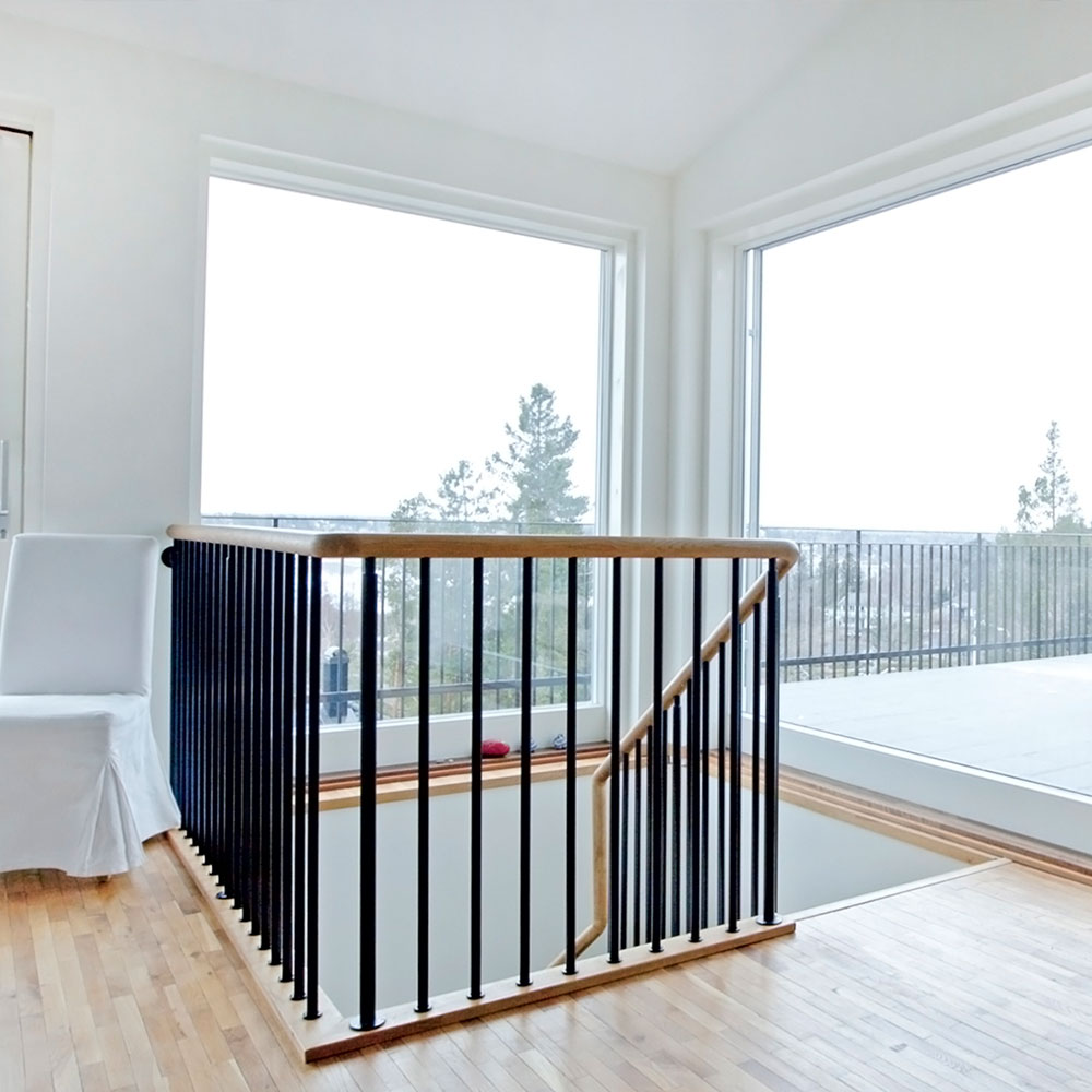 Moderna trappor enbalkstrappa   produktguiden