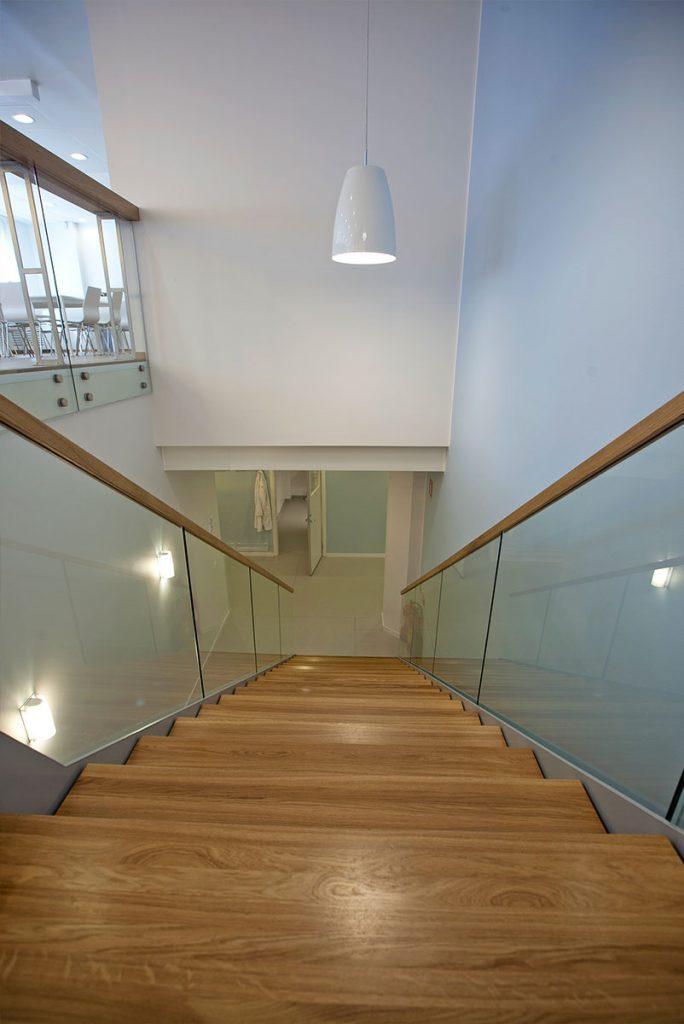 Moderna Trappor Nordic Light