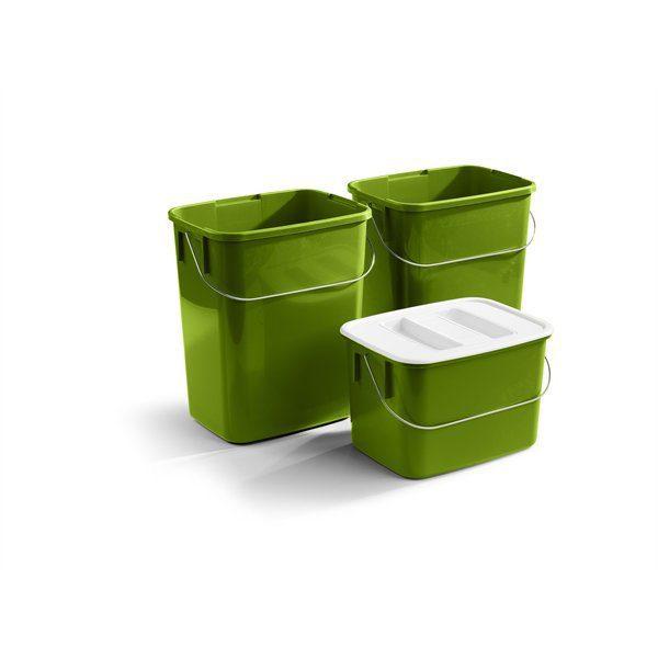 Nordiska Plast Sorteringskärlsats
