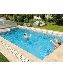 Pool Sweden Compact Ametyst med lågt Pooltak
