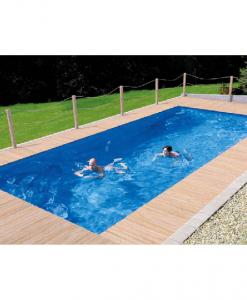 Pool Sweden Compact Rubin med lågt Pooltak